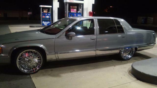 Classic Old School Cadillac W  22 U0026 39  Rims