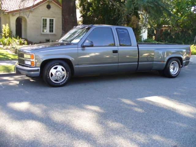 Clean California Free Rust Free Chevy 3500 Crew Cab Long ...