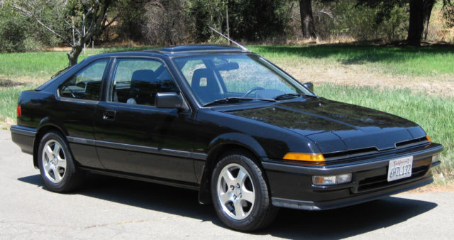 Clean Original Integra 5 Speed 2 Door Hatchback From 1988