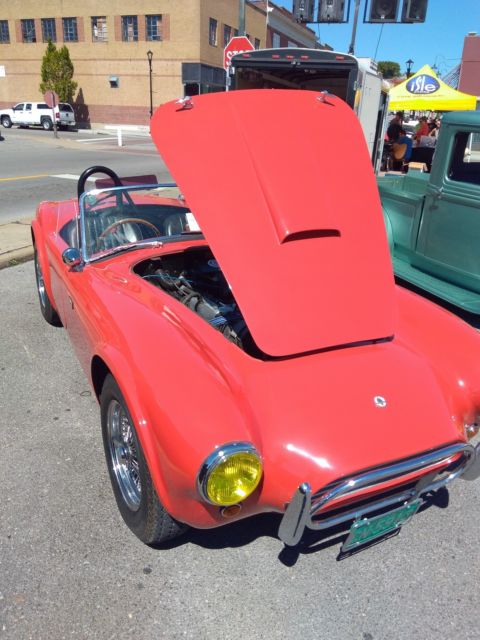 Cobra Slabside - Classic Shelby Cobra 1963 for sale
