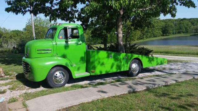 Most Reliable Truck Ever >> COE Cabover Car hauler ramp truck Chevrolet Chassis 454 ...