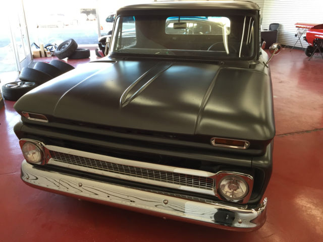 Complete Frame On Restoration 1966 Classic Chevy C10