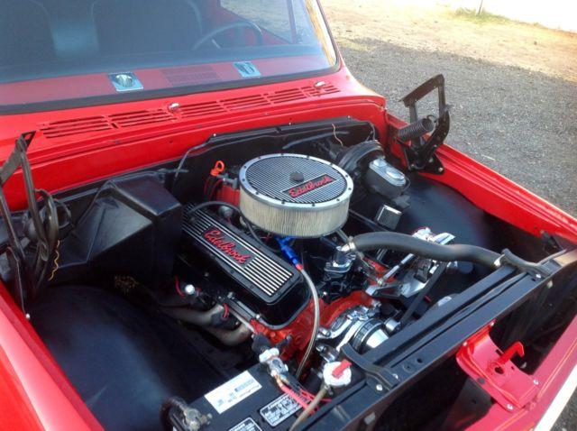 Cool Custom 1972 Chevy C10 Hotrod Truck Classic