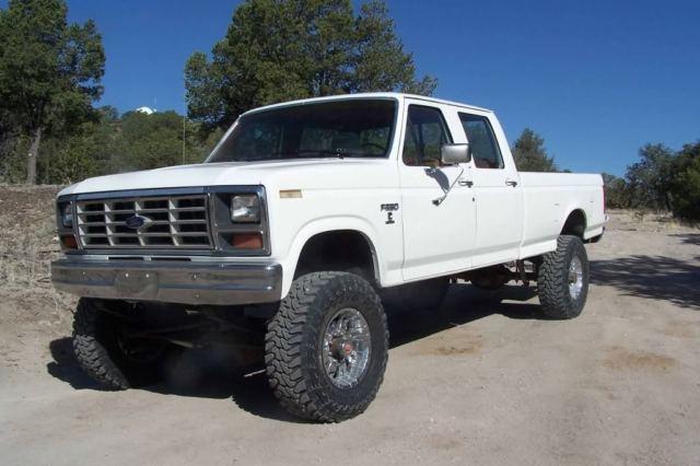 cummins 12v 6bt ford f350 5 spd manual 4wd  36 u0026quot  wheels