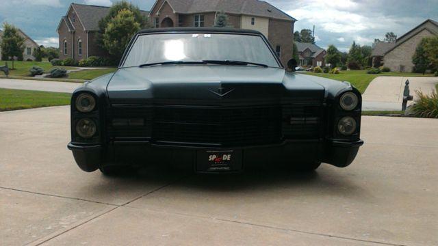 Used Cars Cincinnati >> Custom 1966 Cadillac Coupe DeVille - Classic Cadillac ...