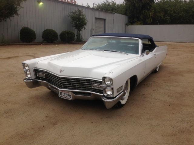 Custom 1967 cadillac deville convertible 429 air ride for 429 cadillac motor for sale