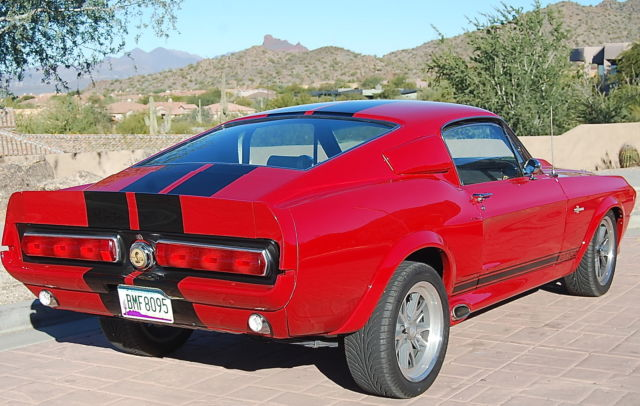 Mustang Eleanor 1967 Sound