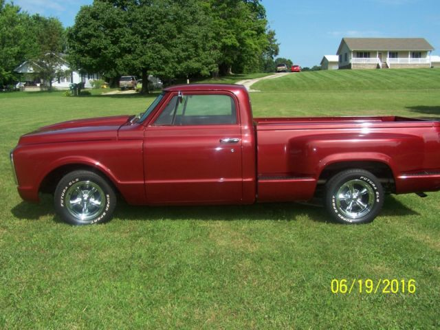 custom 1970 chevy c10 short bed pickup truck NO RESERVE ...