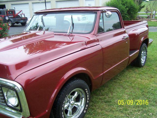 custom 1970 chevy c10 short bed pickup truck NO RESERVE ...