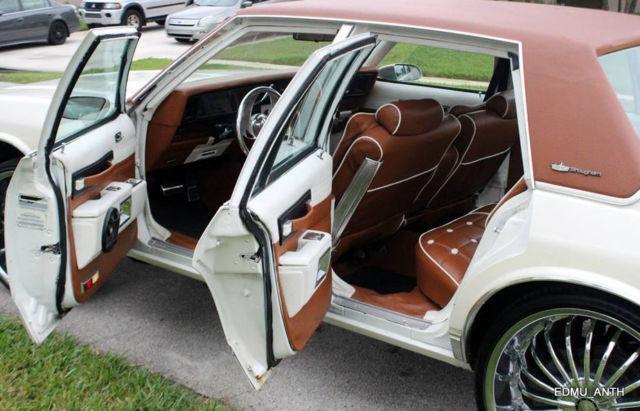 Custom 1986 chevy caprice brougham new 5 7l 350 truck - Custom box chevy caprice interior ...