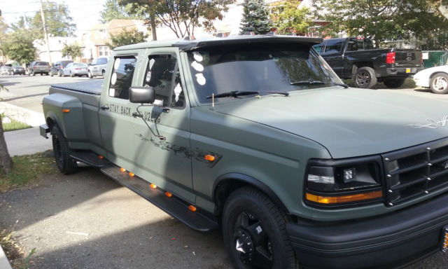 custom 1992 ford f350 super duty dually classic ford f 350 1992 for sale. Black Bedroom Furniture Sets. Home Design Ideas
