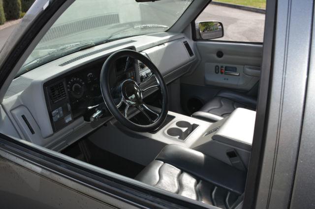 Custom Bagged 1990 Chevrolet C1500 Silverado Extra Cab