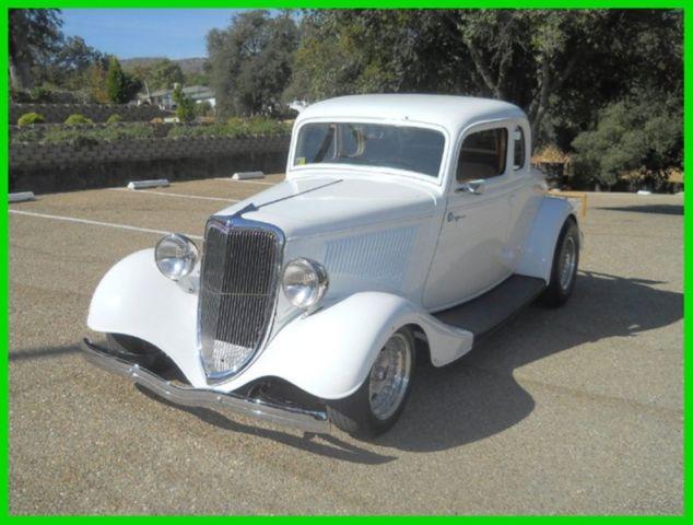 Awesome Custom Built 1933 34 Ford 5 Window Coupe 327 400 Tilt Fdb 9 Spiritservingveterans Wood Chair Design Ideas Spiritservingveteransorg