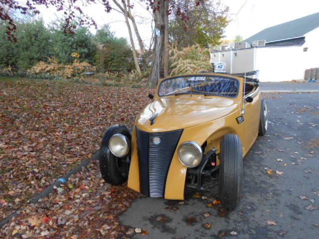 Custom Built Volksrod Vert, chopped top , wonder-Bug ...