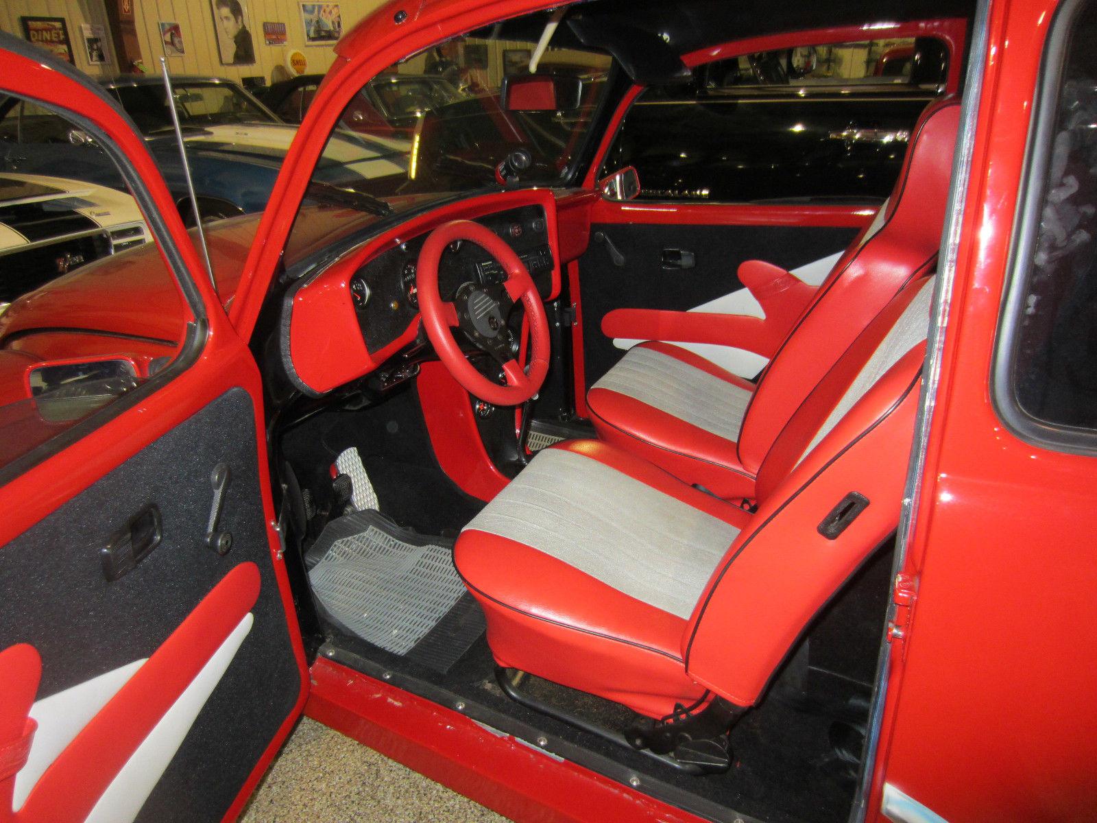 custom classic show muesuem quality baja bug  restored classic volkswagen beetle classic