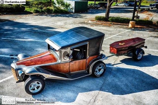 custom coupe vw hand made california munster car and. Black Bedroom Furniture Sets. Home Design Ideas