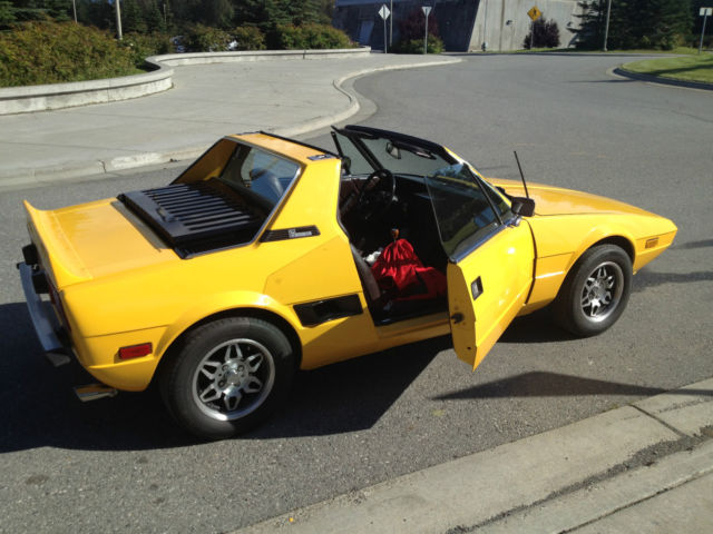 Custom Fiat X19 Bertone for Sale - Classic Fiat Other 1976 ...