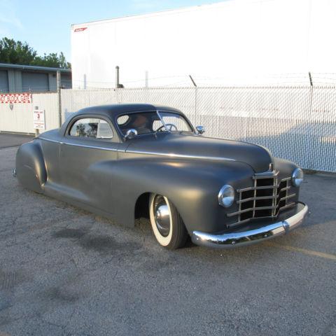Custom Ratrod Chopped Lowered Coupe Streetrod 1946 Kustom
