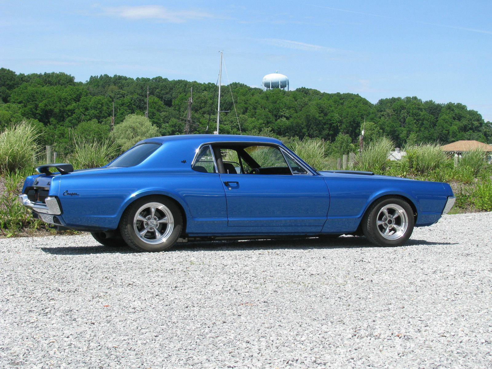 Custom Restored 1968 Mercury Cougar Xr7 Classic Mercury