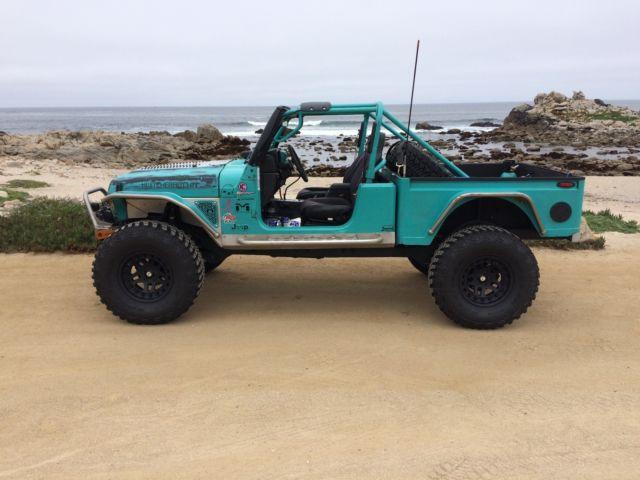 Jeep Brute For Sale >> Customer Built Jeep BRUTE Pickup Truck Conversion 4.0 Engine Wrangler 4x4 jk8 jk - Classic Jeep ...
