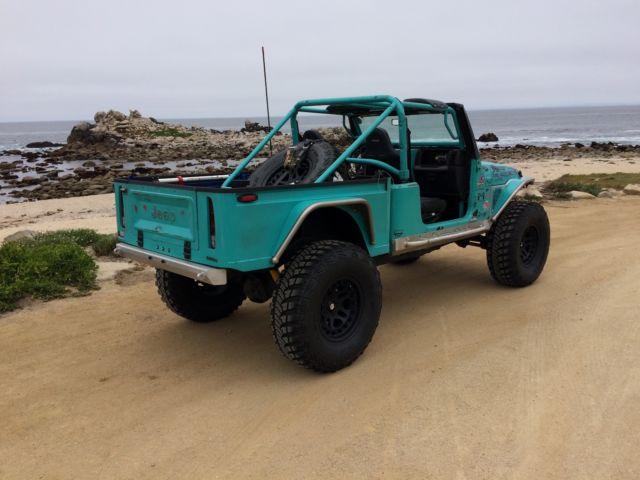 customer built jeep brute pickup truck conversion 4 0 engine wrangler 4x4 jk8 jk classic jeep. Black Bedroom Furniture Sets. Home Design Ideas