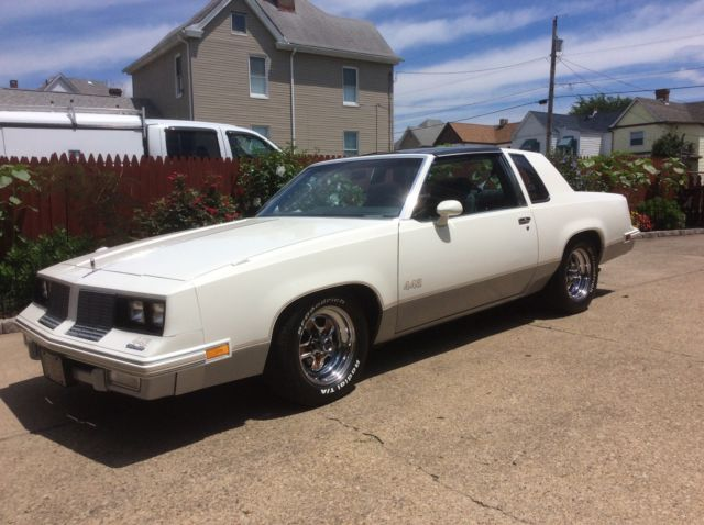 Cutlass salon 442 classic oldsmobile cutlass 1985 for sale for 1985 cutlass salon for sale