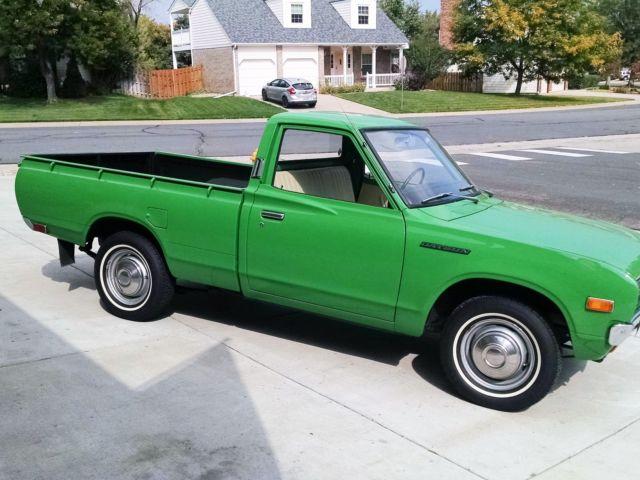 Datsun 620 Short Bed Fleet Side Pickup Truck - Classic ...