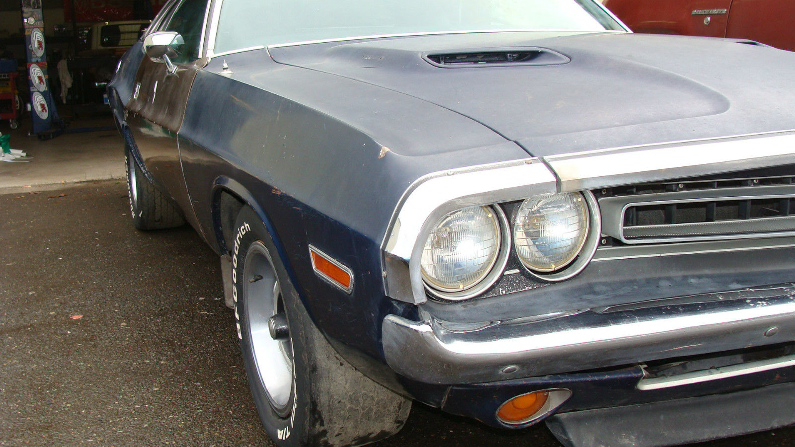 Decoded 1971 Dodge Challenger R T 383 Magnum Console 4