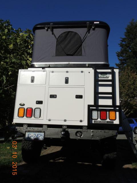 Defender Expedition/Camper - Classic Land Rover Defender