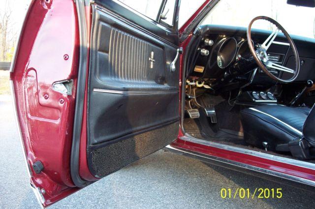 disc brakes custom interior console gauges folding rear seat stick shift classic. Black Bedroom Furniture Sets. Home Design Ideas