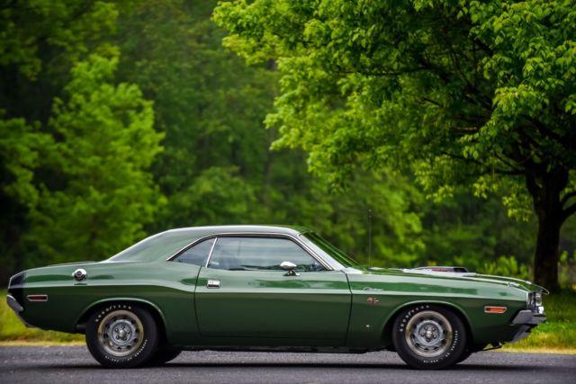 Dodge Fayetteville Nc >> Dodge 426 HEMI Challenger R/T, Shaker Hood, A32 Super ...