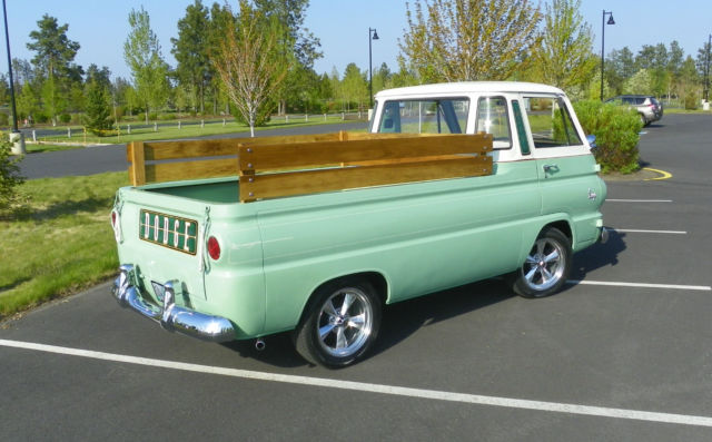 Dodge A100 COE Pickup Custom Cruiser Van Truck Take a look ...