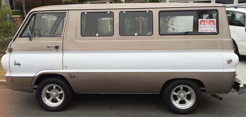 Dodge A100 For Sale >> Dodge A100 Van - Classic Dodge A100 Van 1967 for sale