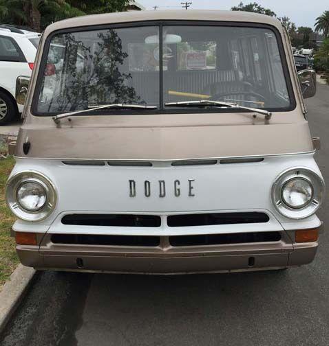 Dodge A Van