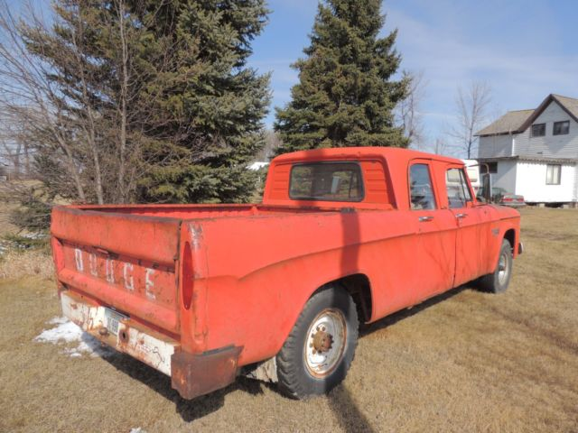 dodge crew cab 1966 classic dodge power wagon 1966 for sale. Black Bedroom Furniture Sets. Home Design Ideas