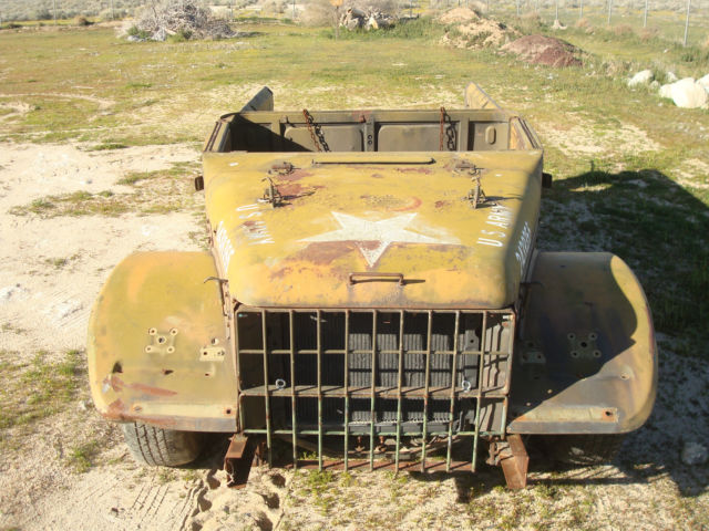 dodge m37 rat rod hot rod military truck classic dodge other dodge m37 rat rod hot rod military truck