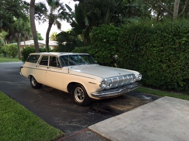Dodge Station Wagon 1963 330 Classic Dodge Other 1963