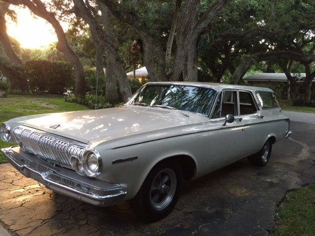 Vero Beach Dodge >> Dodge Station Wagon 1963 330 - Classic Dodge Other 1963 for sale