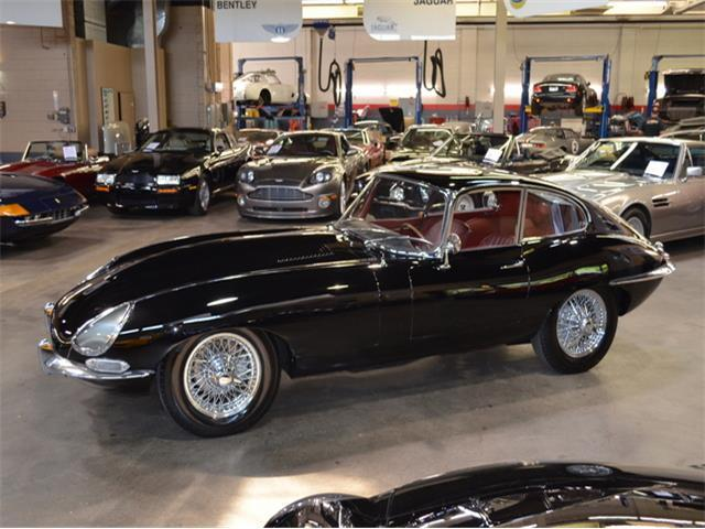 E Type 4 2l Series 1 55 000 Original Miles Collector