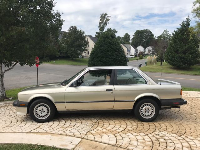 E30 1986 Bmw 325es M Tech Package All Working Cold Ac