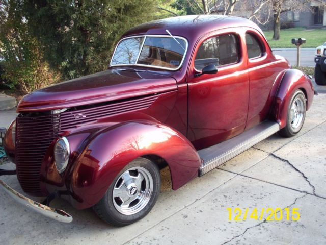 Ebay Motors 1938 Ford 5 Window Coupe Classic Ford Other