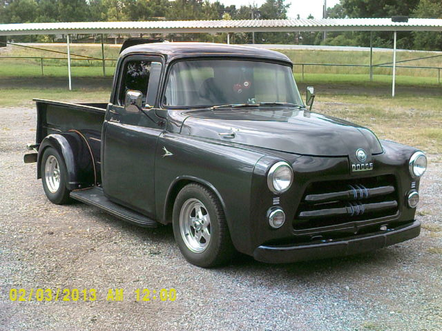 Ebay Motors 50 S Collector Car Classic Dodge Other Pickups 1956 For Sale