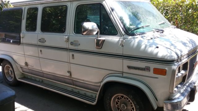 Ebay motors cars classic gmc vandura 1993 for sale for Classic cars on ebay motors