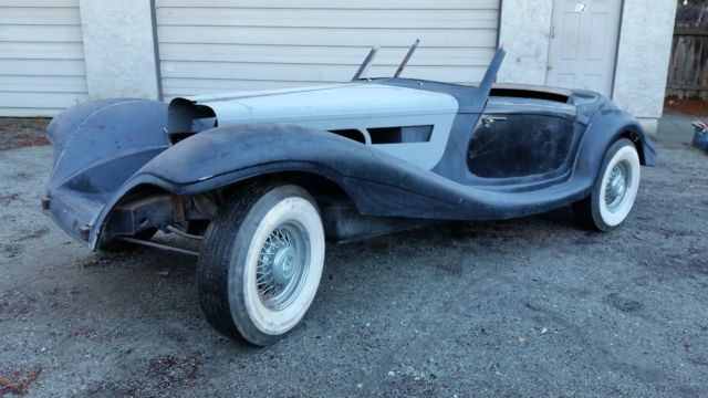 Ebay motors cars trucks replica kit makes 1934 mercedes for Ebay motors sell car
