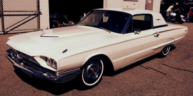 Elegant Restored 1966 Ford Thunderbird Town Hardtop Coupe