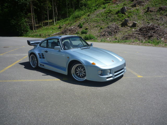 Evex Porsche 930 Turbo Rs 3 1982 Classic Porsche 930