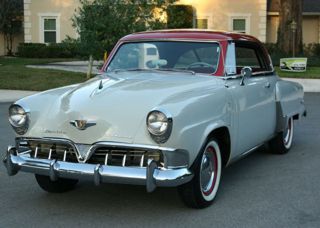 Excellent restored beauty 1952 studebaker champion regal - Studebaker champion starlight coupe ...