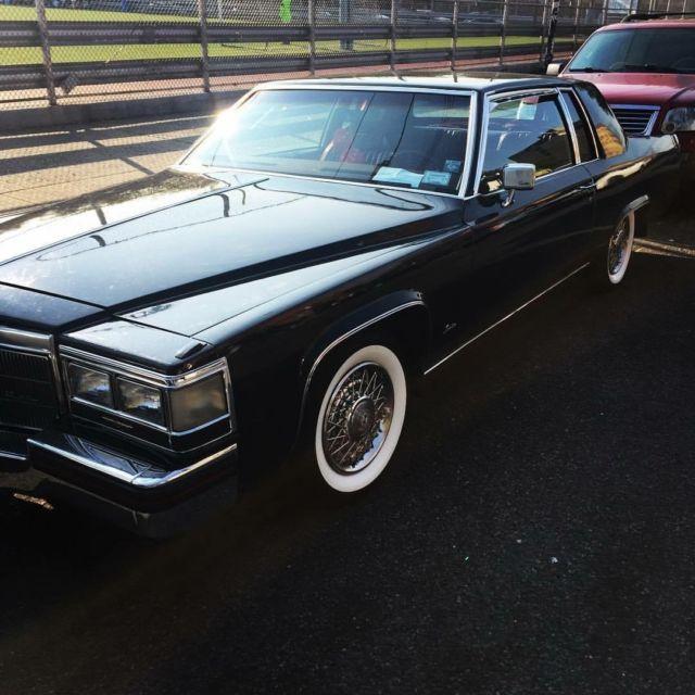 Exquisitely Kept 1984 Cadillac Coupe Deville For Sale