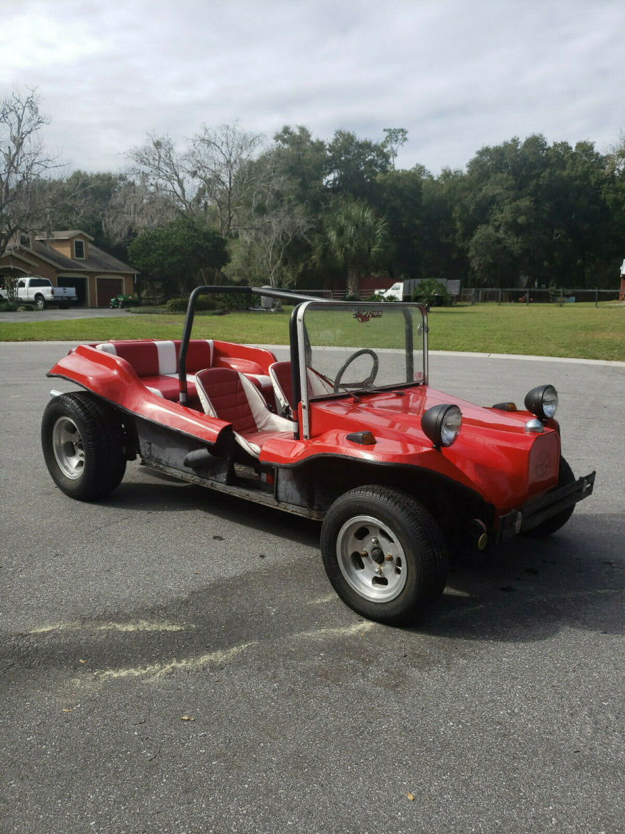 Extended Vw Dune Buggy