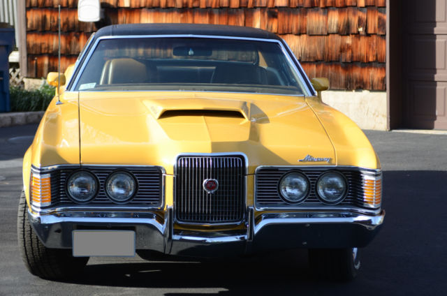 Extremely Rare Mercury Cougar Xr Coupe Ram Air on Mercury Cougar Coupe For Sale In New Jersey Used
